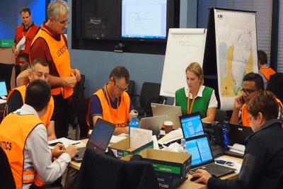 Krisenmanagement Trainings as a Service